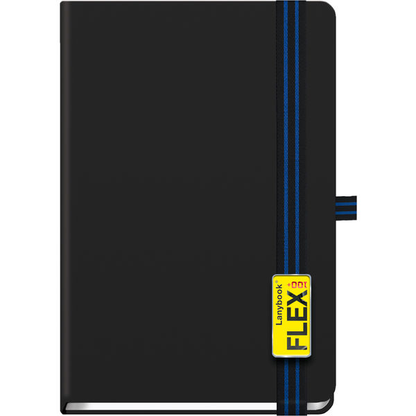 10273: Flex A5 Ruled Paper Notebook Tucson