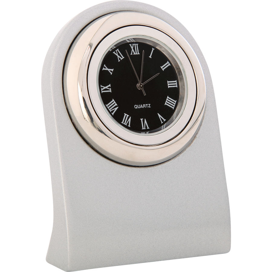 10323: Arch Executive Desk Clock