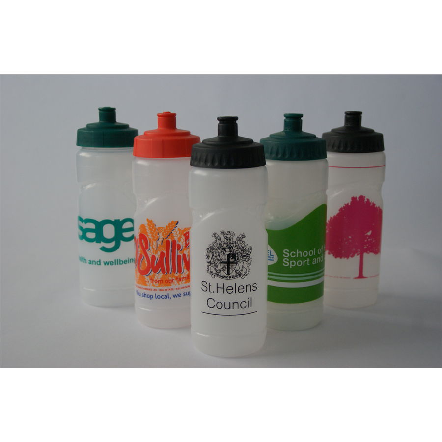 10440: Activ-logo Plus 500ml Sports Bottle