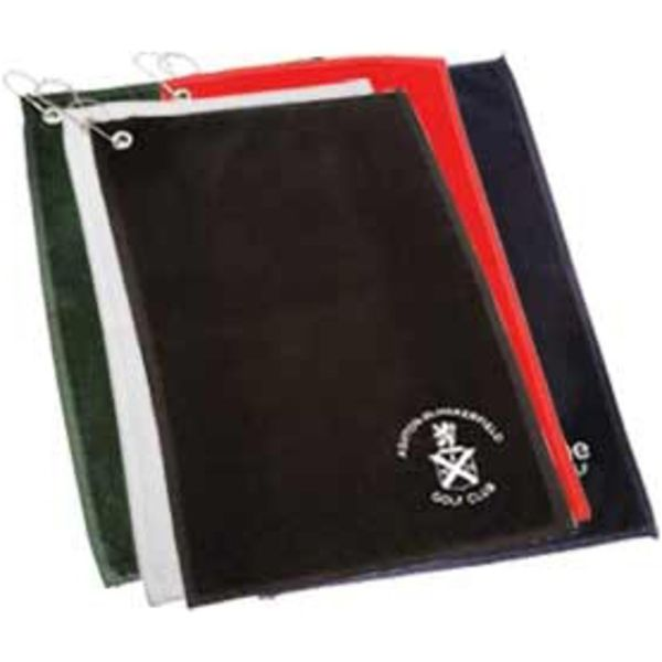 10503: Cambridge Velour Golf Towel