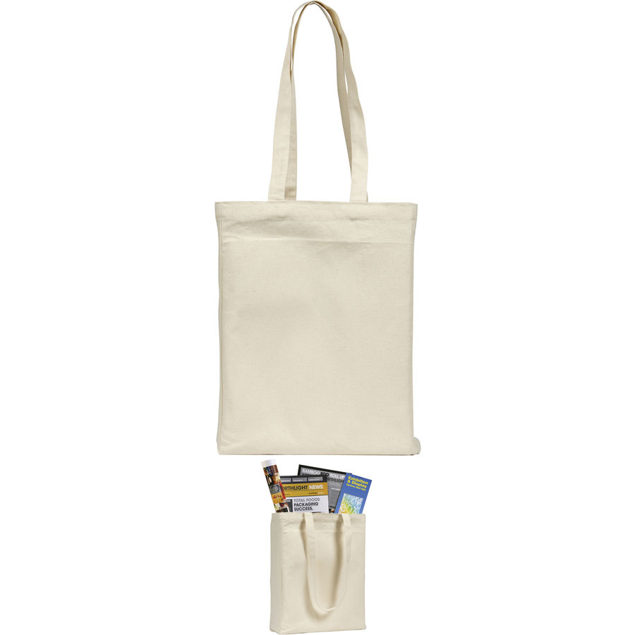 10577: Groombridge 10oz Cotton Canvas Tote-natural