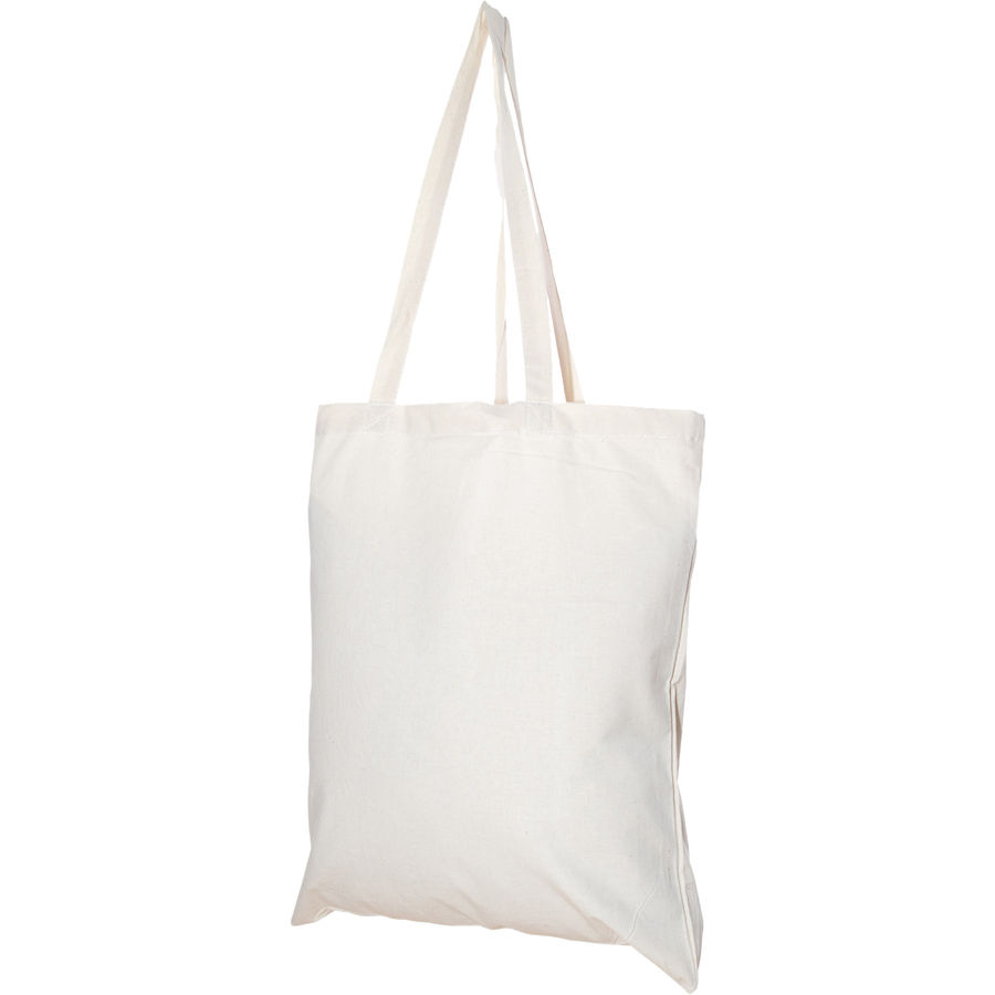 10598: 5oz Natural Cotton Shopper Bag
