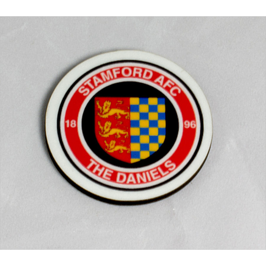 10973: Melamine Fridge Magnet