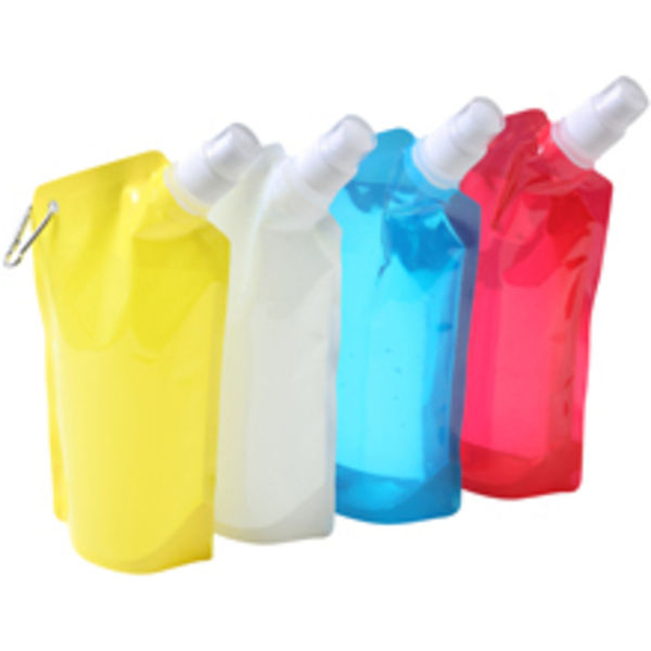11439: 650ml Collapsible Bottle