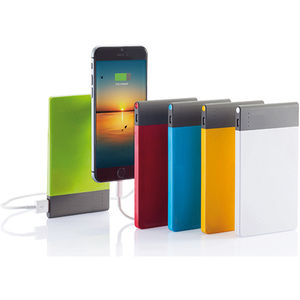 11589: 4600 mAh Thin Powerbank