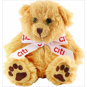 "11687: 5"" Dexter Bear With Bow"