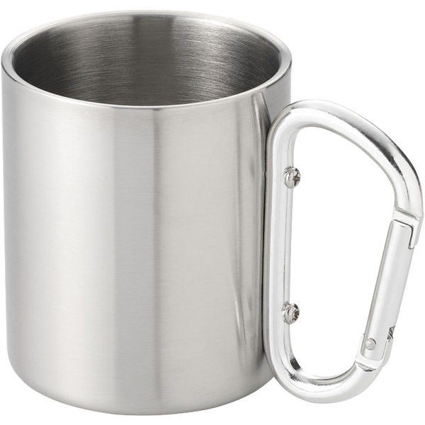12055: Alps isolating carabiner mug
