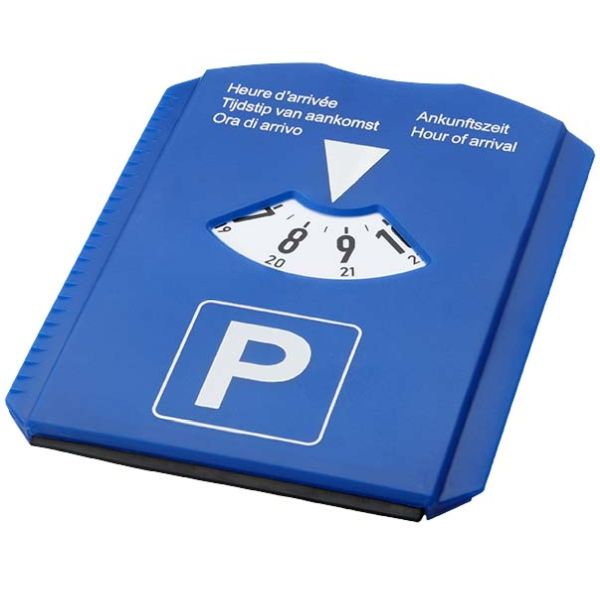 12446: 5-in-1 parking disk