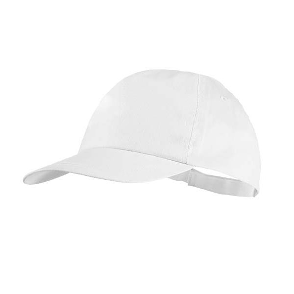 12890: Basic 5-panel cotton cap