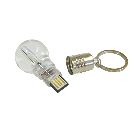 15348: Lightbulb USB Flashdrive