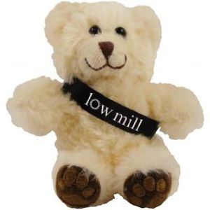 "15495: 5"" Chester Bear With Sash"