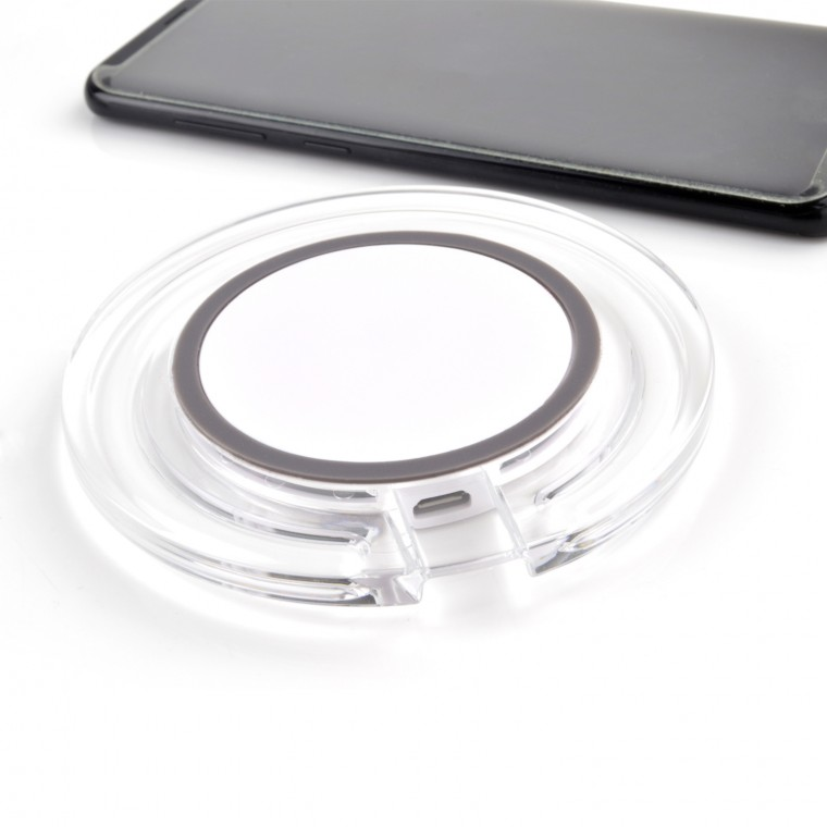 15742: Smart Wireless Charger - Crystal