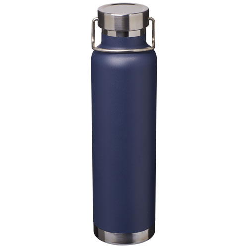 15760: Thor Copper Vacuum Insulated Bottle
