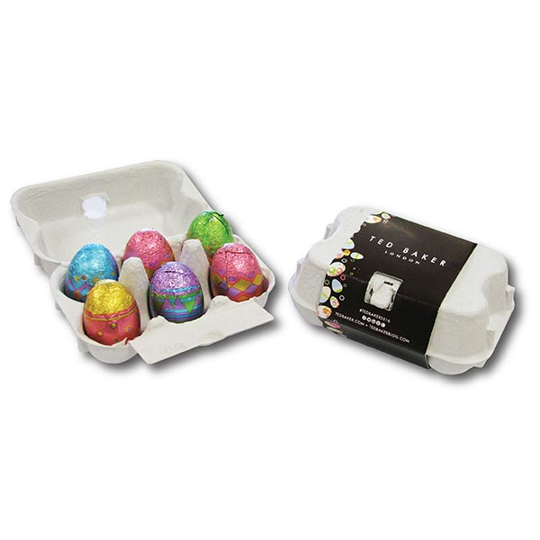 15773: Carton of Chocolate Eggs