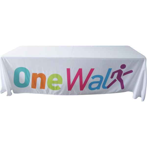15793: 6ft Tablecloth