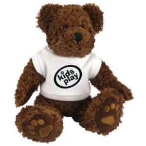 "15982: 10"" Charlie Bear With T Shirt"