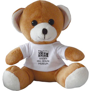 "15984: 10"" Jay Jay Bear With T Shirt"