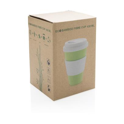 16213: ECO Bamboo Fibre Cup 430ml