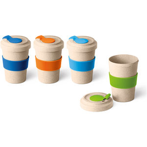 16246: Bamboo Travel Cup